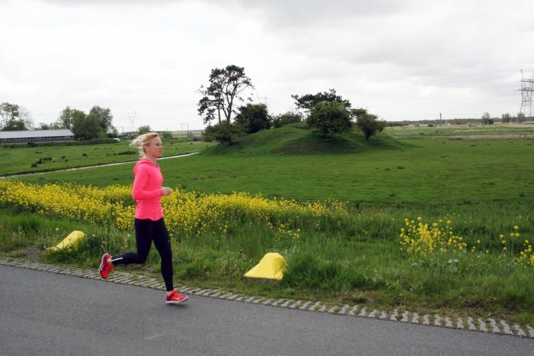 hardlopen met reuma redenen Nora Weesp Miles More blog