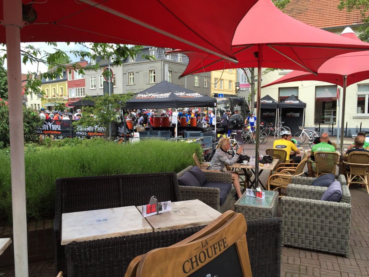 Limburgs Mooiste controlepost Gulpen