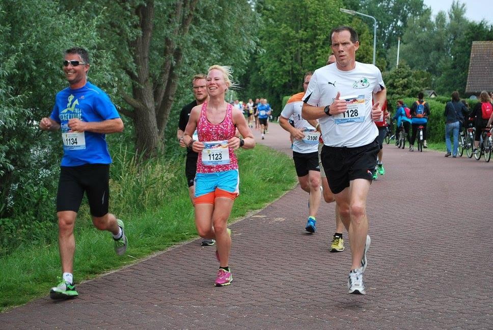 vechtloop weesp 2015 op 's Gravelandseweg