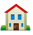 emoticon huis