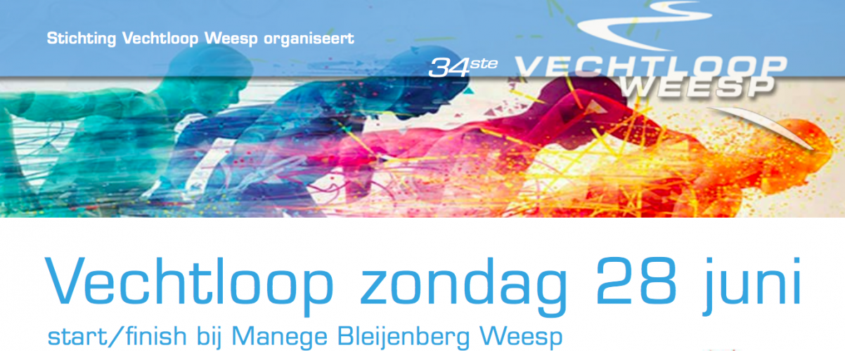 vechtloop Weesp 2015