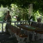 ons plekje bij Maria in Vassilikos