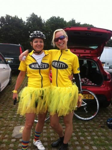 gele tule rokjes bij we own yellow Nora Miles&More