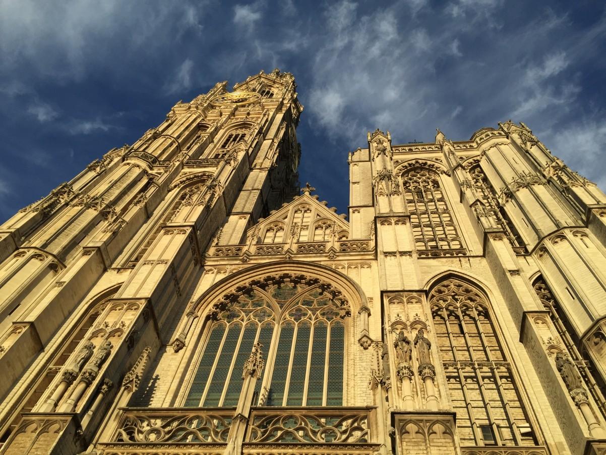 onze-lieve-vrouwen-kathedraal Antwerpen Antwerpen minivakantie