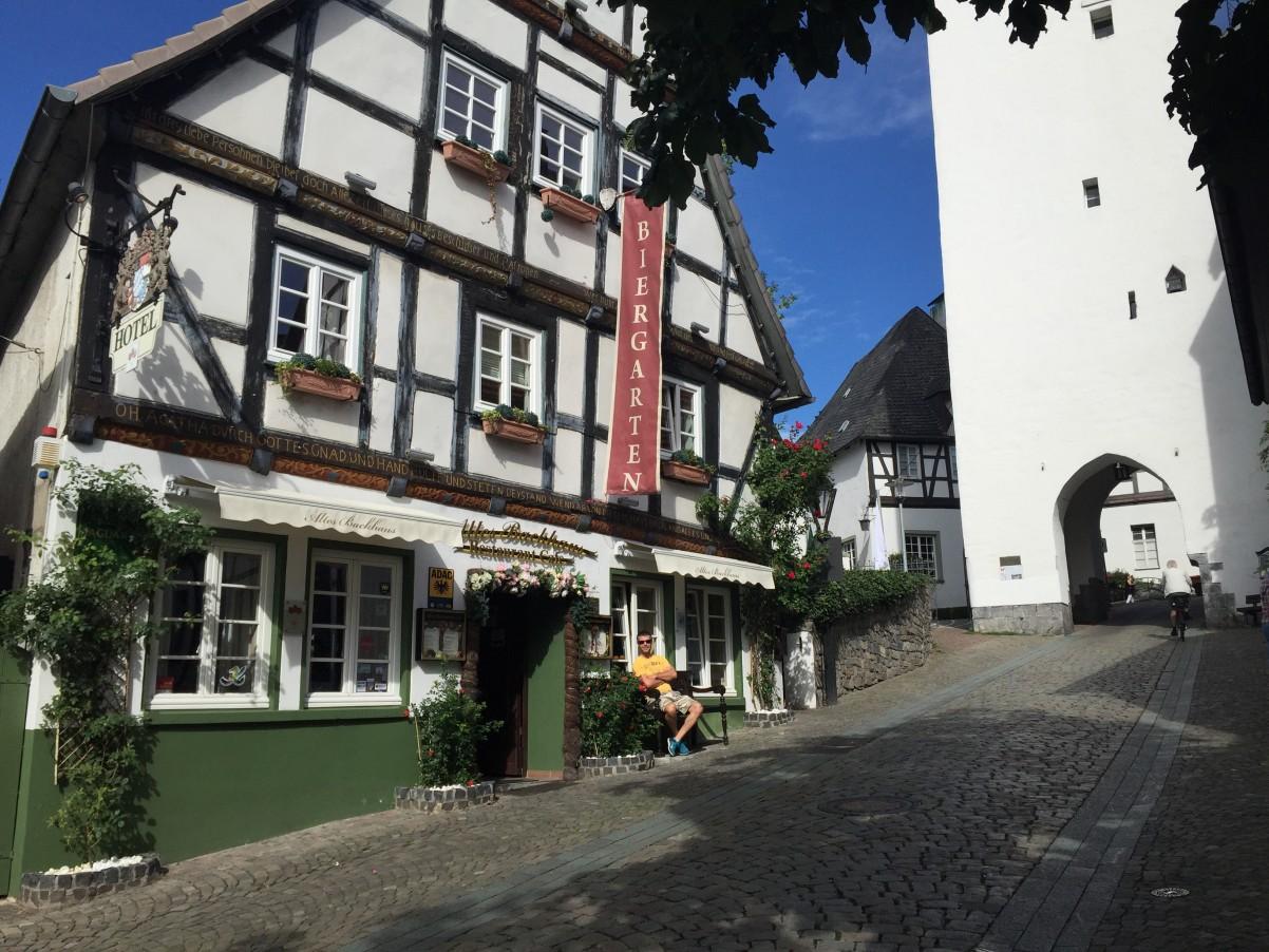 vakwerk in Arnsberg
