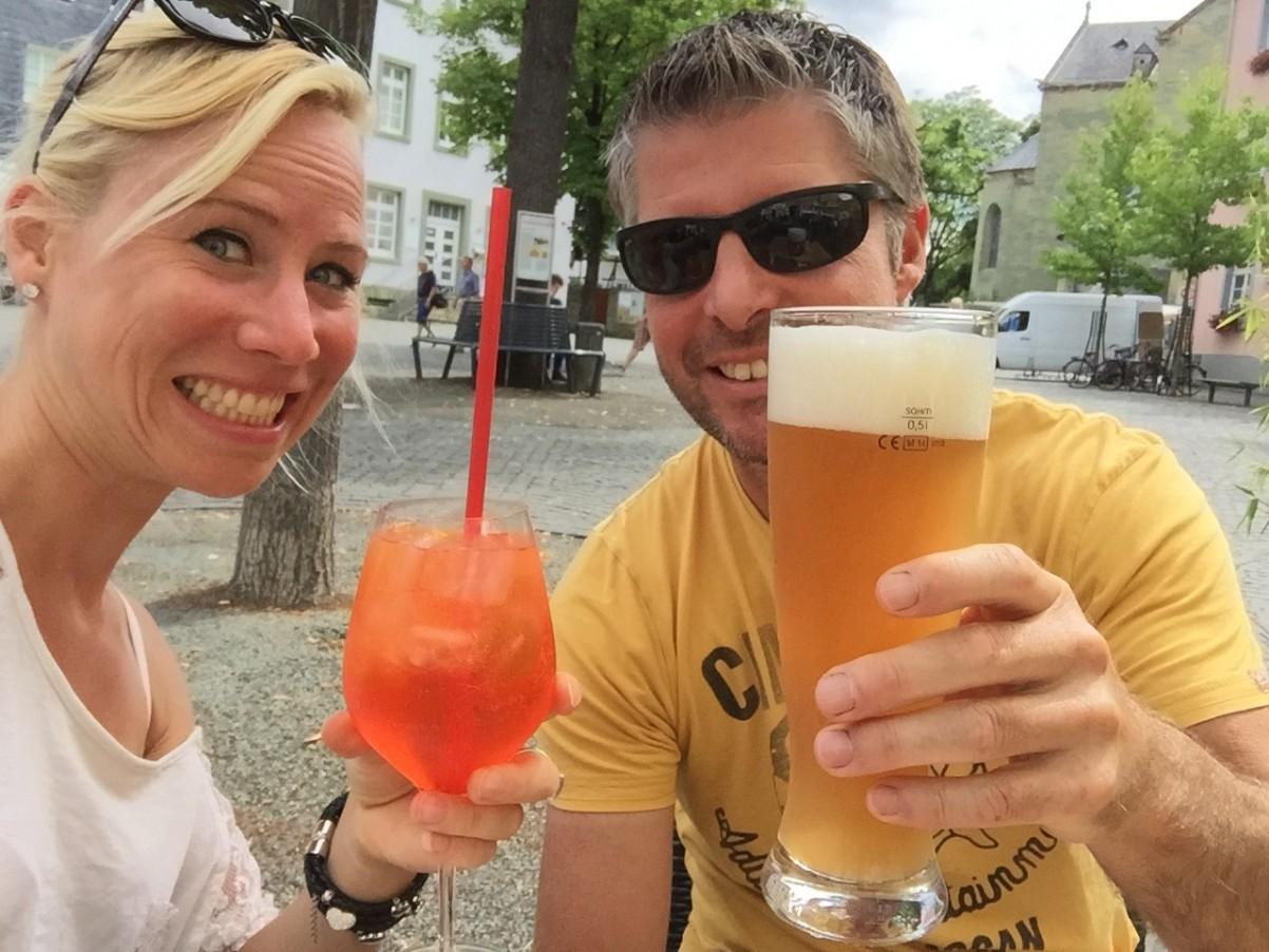 drankjes in Soest Sauerland