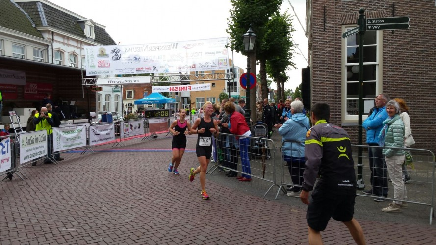 hardlopen grote plein triatlon weesp raceday