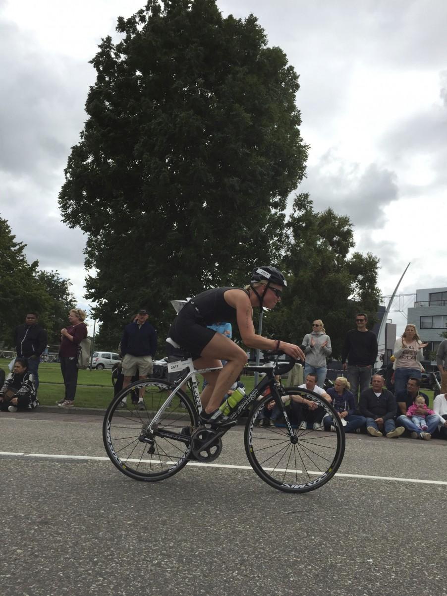 fietsen wielrennen Weesp triatlon raceday