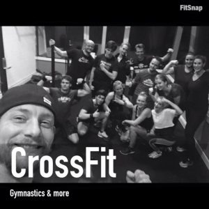crossfit Urban-Elite hollow arch les Weesp
