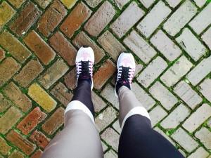 must-have miles van Noor marathon preps op nieuwe hardloopschoenen