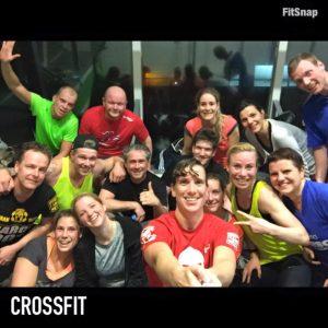 crossfit marathon training voorbereiding helft wond op m'n rug