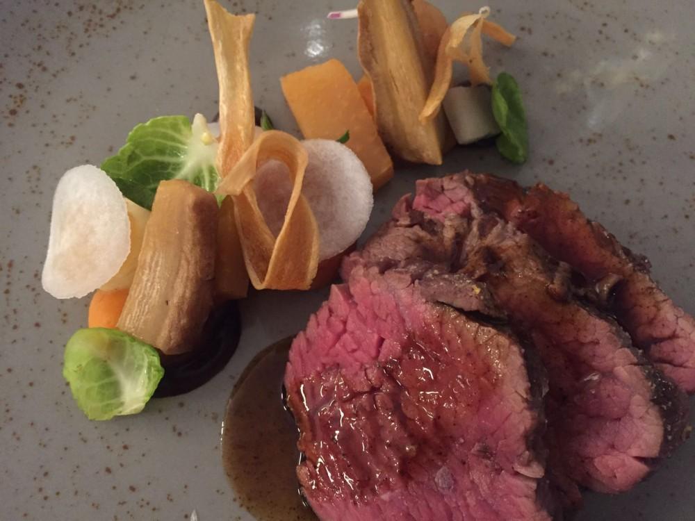 5 gangen diner restaurant BLOOM Weesp review