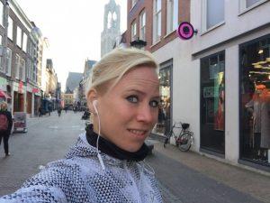 hardlopen marathon training Utrecht-Weesp
