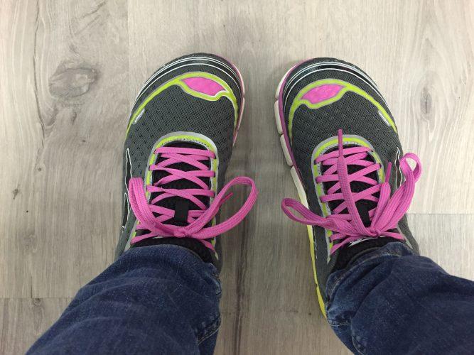 rare schoenen voetanalyse