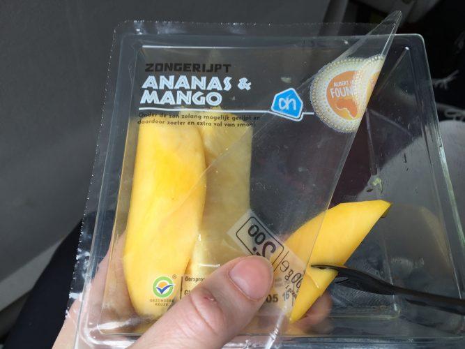 BlueSkies Ghana fruit mango