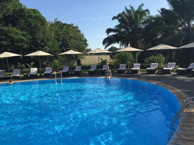 Royal Senchi hotel ghana