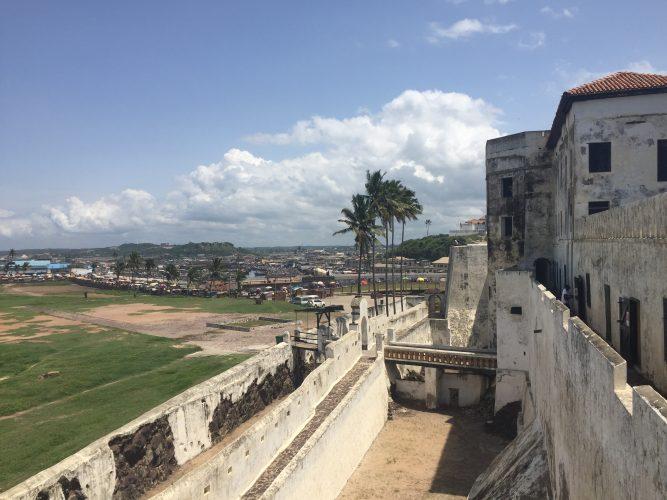 fort Elmina Ghana slavenhandel