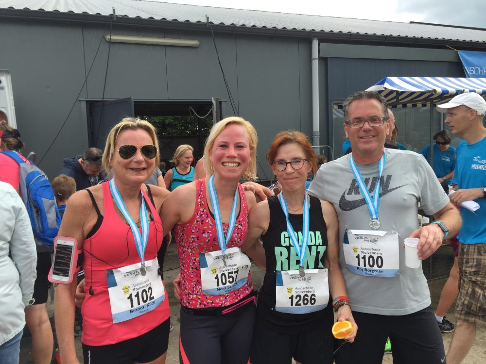 vechtloop Weesp 2016