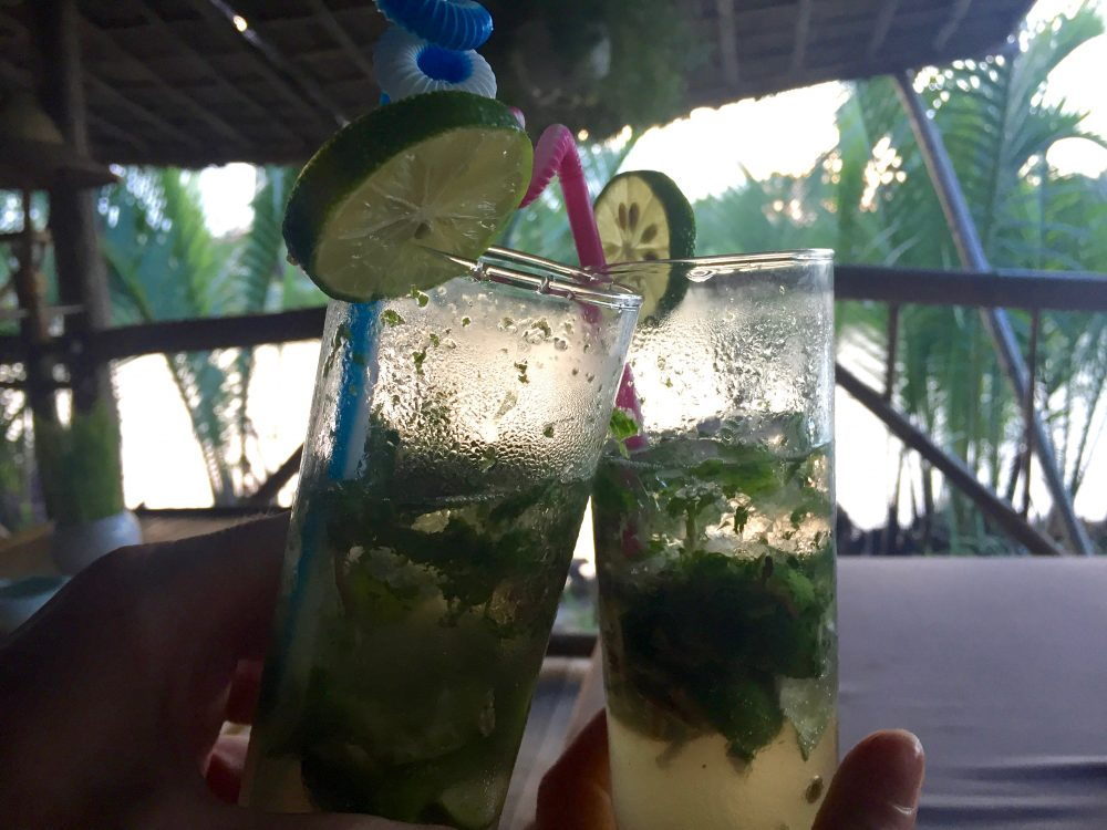 mojito cocktail Muca Hoi An