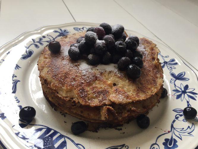 teff kampioenen ontbijt recept damloop 2016