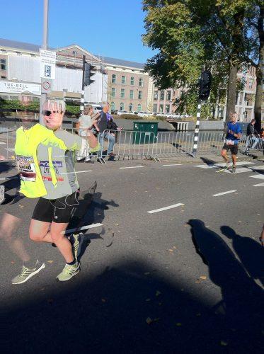 halve marathon Amsterdam 2016 Miles&More