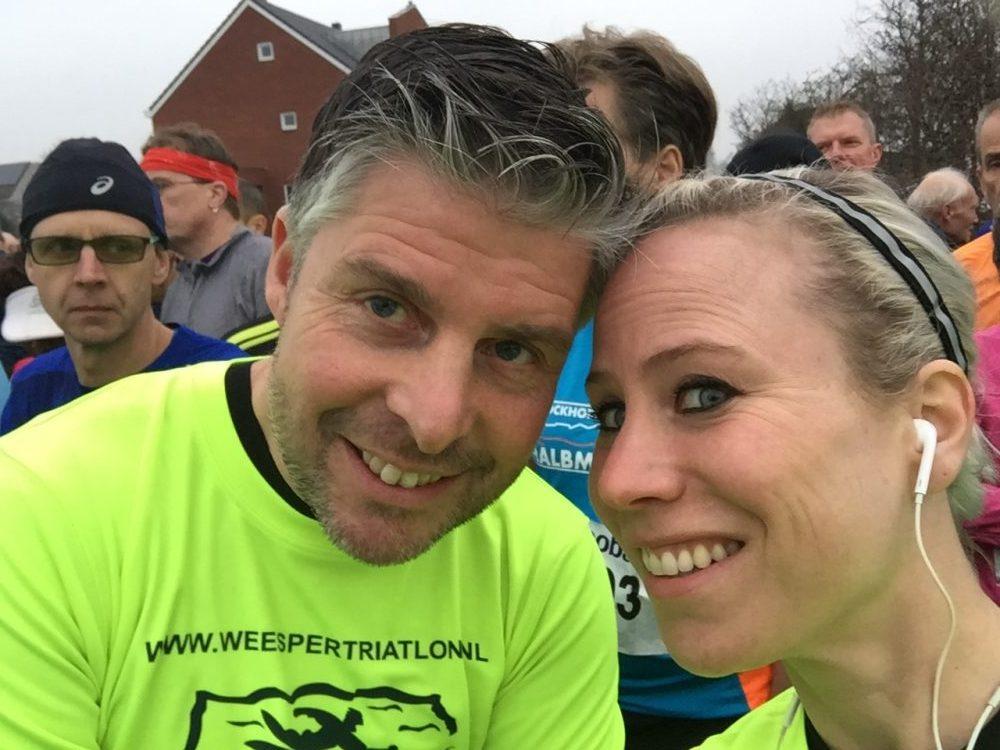 Linschotenloop 2016 Nora Jur MIles&More