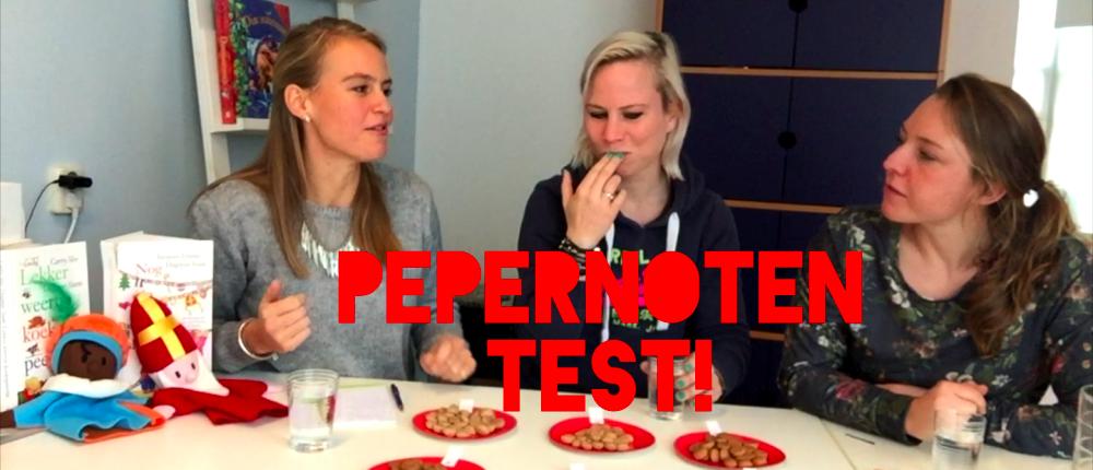 pepernoten proef test Miles&More december