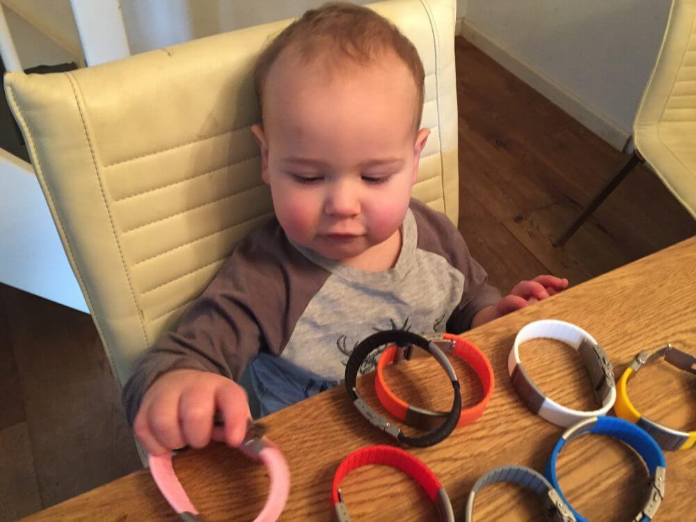 Gijs - Save-Me armband