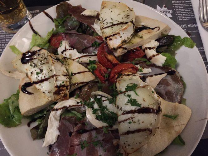 foodporn salade