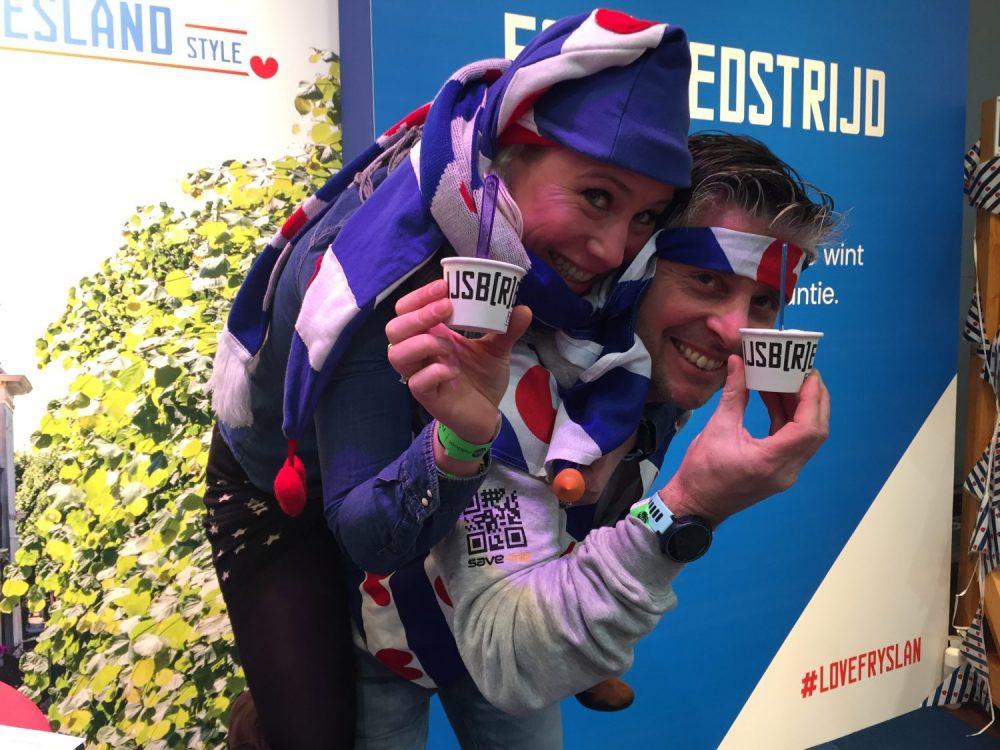 Friesland boppe en Nora boppe