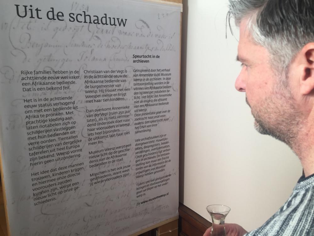 opening expositie museum Weesp