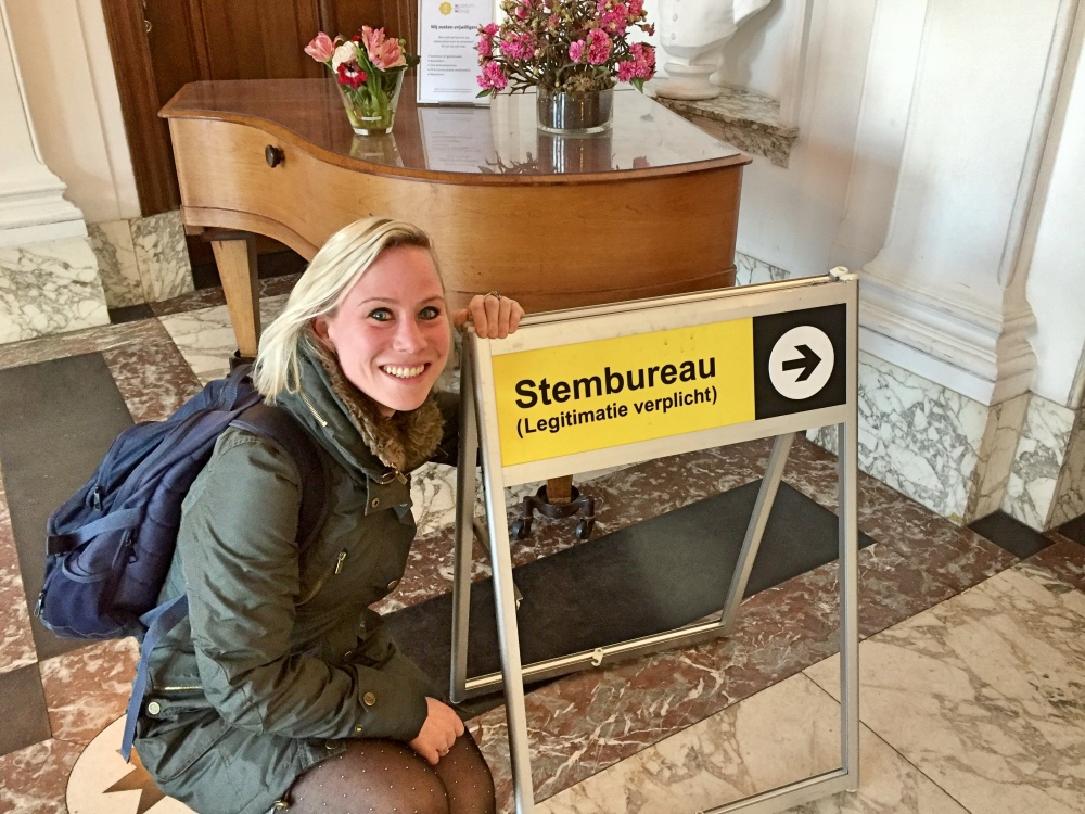 stemmen in Weesp