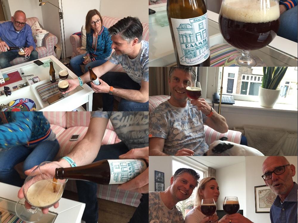 bier proeven in Gouda
