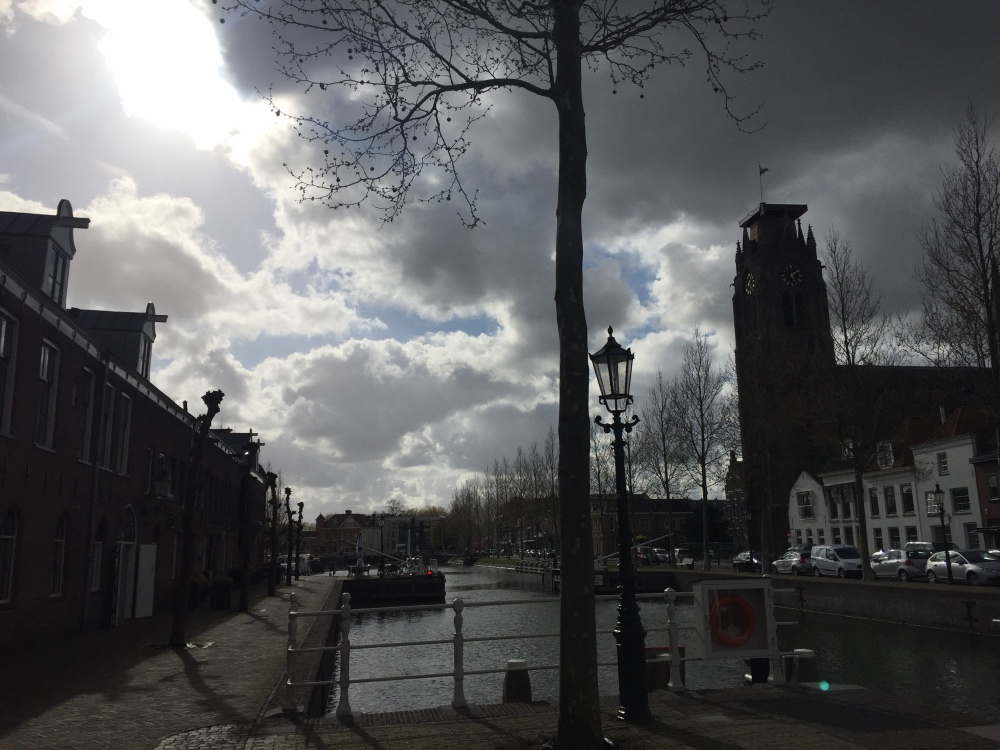 de kom van Weesp no filter
