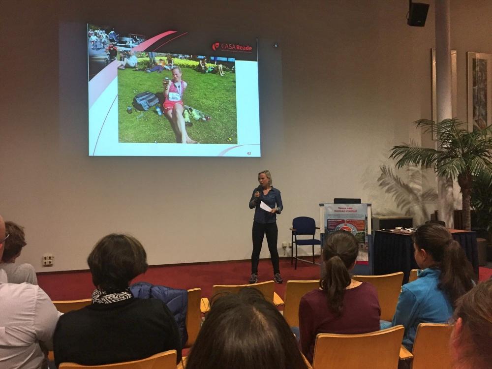 presentatie Hardlopen met Reuma
