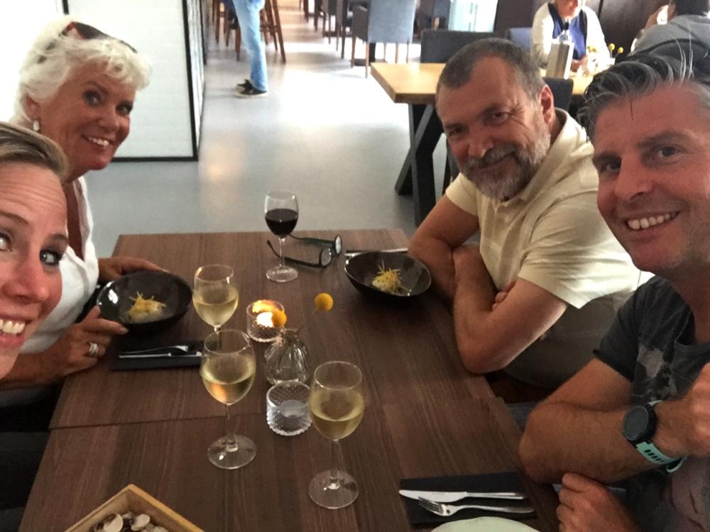 Bij Bloom met Ruud en Anita