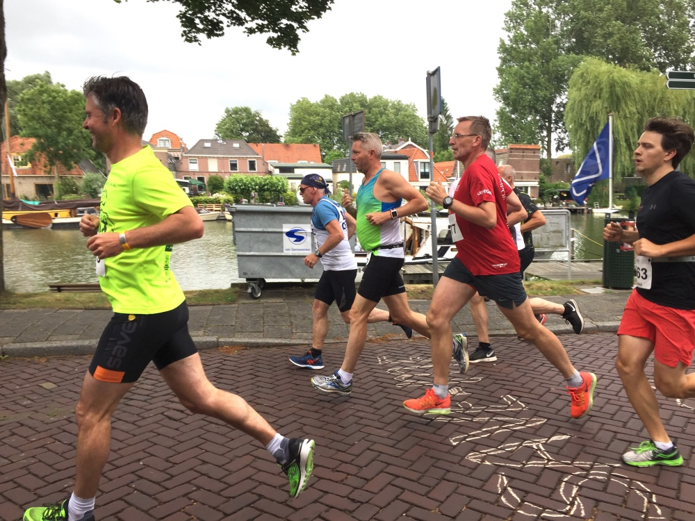 Jur en Save-Me Vechtloop