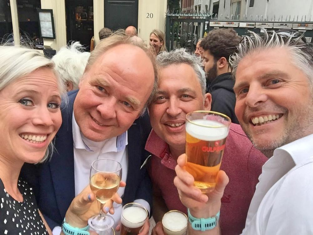 Open Vatendag 2017 de 3 fleschjes Amsterdam