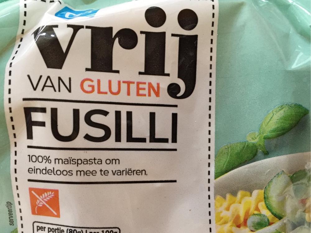 glutenvrije pasta niet zo lekker
