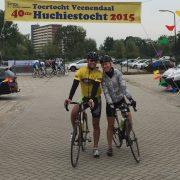 finish NTFU toertocht Veenendaal 2015