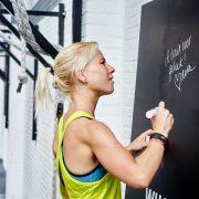 ik train voor geluk. Miles&More Nora trainingsschema marathon rotterdam