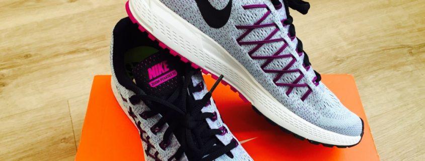 Nieuwe hardloopschoenen: Nike Pegasus 32