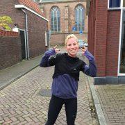 hardlopen training Rotterdam marathon 2016 Miles&More