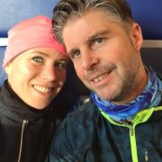 marathontraining duurloop van Hollandse Rading terug naar Weesp