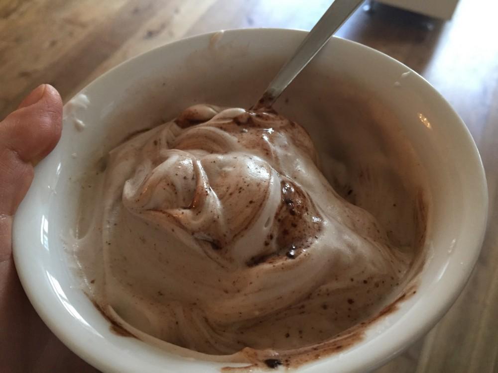 proteine fluff chocola miles&more