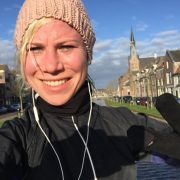 run selfie marathon training week 10