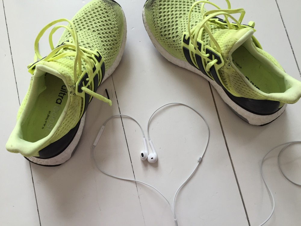 hardloopschoenen marathon rotterdam Adidas Ultra Boost