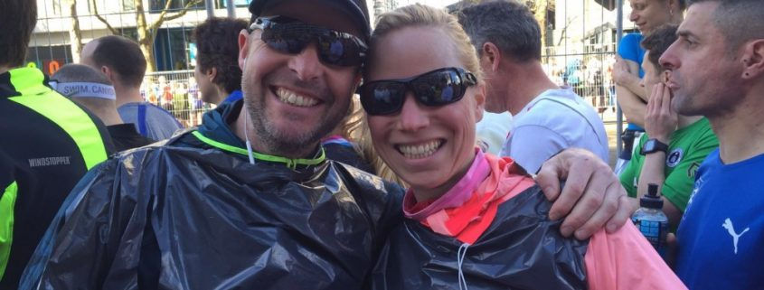 marathon Rotterdam 2016 the day after