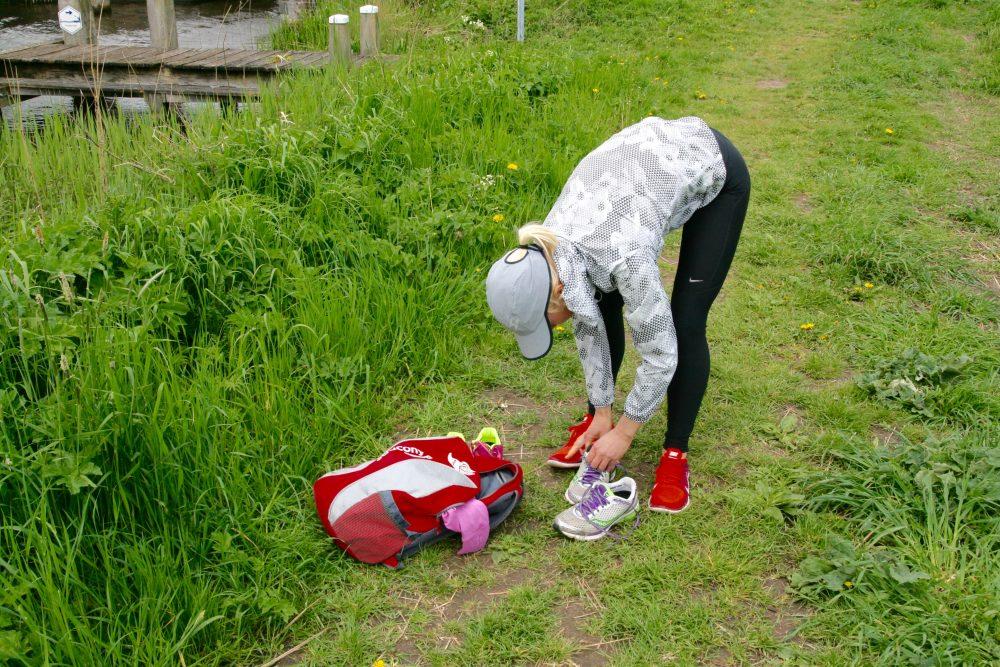 hardlopen en doelen stellen voor de zomer