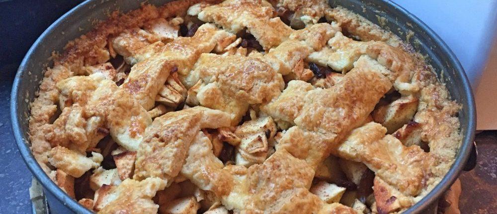recept lekkerste appeltaart ooit
